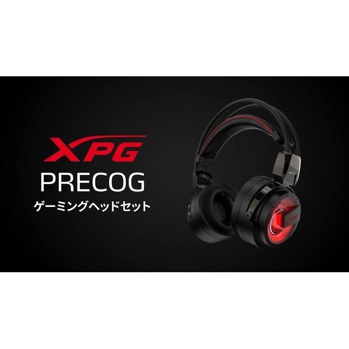 ADATA ヘッドホン ゲーミング XPG-PRECOG