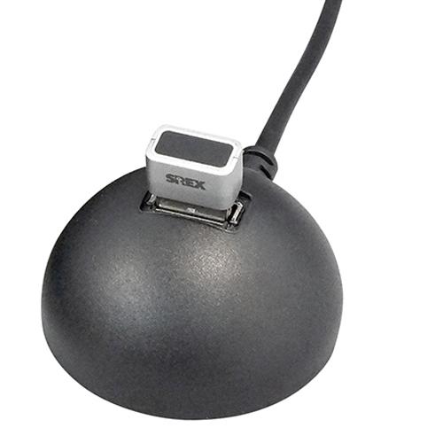 ラトックシステム タッチ式 USB接続指紋センサーシステムセット USB拡張ケーブル(1m) バンドルモデル SREX-FSU4GT