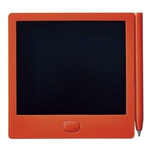 その他 (まとめ) キングジム ブギーボード BB-12 オレンジ【×5セット】 ds-2280800