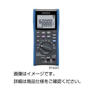 その他 デジタルマルチメーターDT4281 ds-1588243