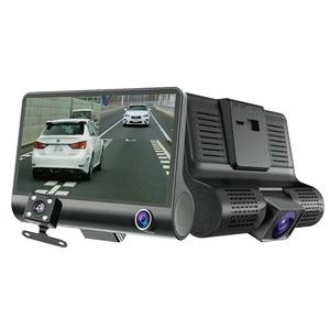 その他 ドラレコ 3画面 同時記録 ドライブレコーダー 駐車監視モード付【代引不可】 ds-2286825