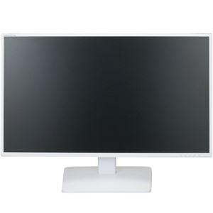 その他 プリンストン 広視野角パネル白色LEDバックライト 27型ワイドカラー液晶ディスプレイ ホワイト PTFWLT-27W(HDMIケーブル付き)1台 ds-2289018