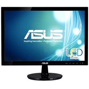 その他 ASUS18.5型ワイド液晶ディスプレイ ブラック VS197DE 1台 ds-2289115