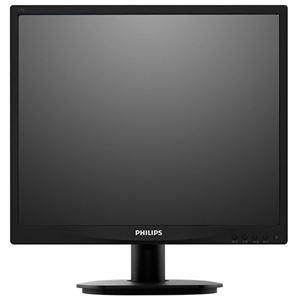 その他 フィリップス 19型液晶ディスプレイIPSパネル ブラック 5年保証 19S4QAB/11 1台 ds-2289118