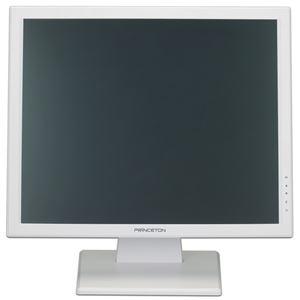 その他 プリンストン19型スクエア液晶ディスプレイ ホワイト PTFWAF-19 1台 ds-2289120