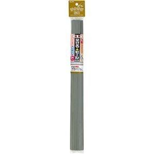 その他 (まとめ)ELPA 足せるモール 床用0号40cm テープ付 グレー PSM-U040P3(GY)1パック(3本)【×10セット】 ds-2309110