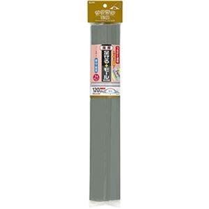 その他 (まとめ)ELPA 足せるモール 床用1号40cm テープ付 グレー PSM-U140P3(GY)1パック(3本)【×10セット】 ds-2309114