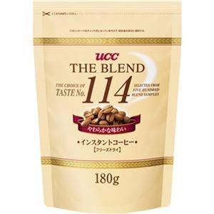 その他 (まとめ)UCC ザ・ブレンド 114 詰替用180g 1袋【×10セット】 ds-2309237