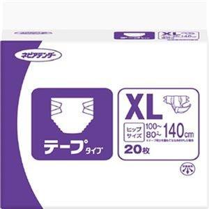 その他 (まとめ)王子ネピア ネピアテンダー テープタイプXL 1パック(20枚)【×5セット】 ds-2309810