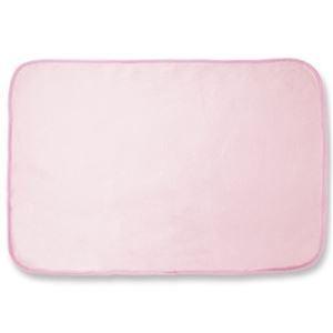 その他 (まとめ)オーミケンシ フリースひざ掛け ピンク 1セット(3枚)【×5セット】 ds-2310079