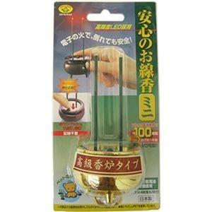 その他 (まとめ)旭電機化成 安心のお線香ミニ ゴールドASE-5201GD 1個【×5セット】 ds-2310159