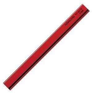 その他 (まとめ)コクヨ マグネットバーW18×H8×L200mm 赤 マク-201NR 1セット(10個)【×5セット】 ds-2310386