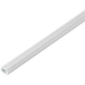 その他 (まとめ)ELPA テープ付ABSモール 1号1m ホワイト M-T1110P(W)1パック(10本)【×5セット】 ds-2310923