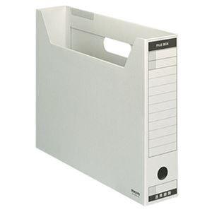 その他 (まとめ)コクヨ ファイルボックス-FS(Bタイプ)B4ヨコ 背幅75mm グレー B4-SFBN-M 1セット(5冊)【×5セット】 ds-2311087