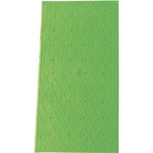 送料無料 その他 まとめ ふるさと割 アロン化成 吸着すべり止めマット浴槽内用 M ×3セット グリーン 1枚 信憑 535-459 ds-2311459 36×70cm