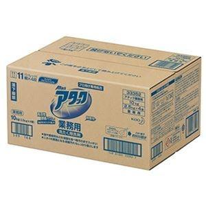 その他 (まとめ)花王 アタック 業務用10kg(2.5kg×4袋)1箱【×3セット】 ds-2311747