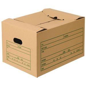その他 (まとめ)TANOSEE 文書保存箱(差し込み式)A4用 1パック(10個)【×3セット】 ds-2312036