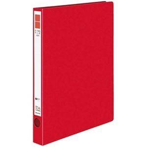その他 (まとめ)コクヨ リングファイル(ER・PP表紙)A4タテ 2穴 170枚収容 背幅29mm 赤 フ-UR420NR 1セット(10冊)【×3セット】 ds-2312323