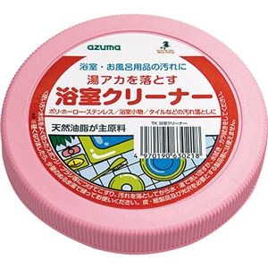 その他 (まとめ)アズマ工業 浴室クリーナー 250g 1個【×10セット】 ds-2300954