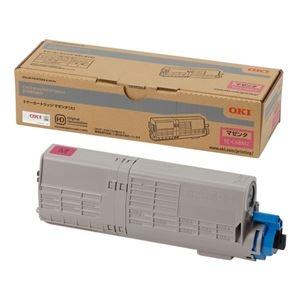 その他 沖データ 大容量トナーカートリッジ マゼンタ TC-C4BM2 1個 ds-2290084