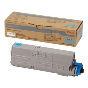 その他 沖データ 大容量トナーカートリッジ シアン TC-C4BC2 1個 ds-2290085