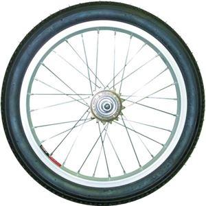 その他 TRUSCO THR-5503用ノーパンクタイヤ 後輪右用 THR-5503TIRE-RR 1個 ds-2291068