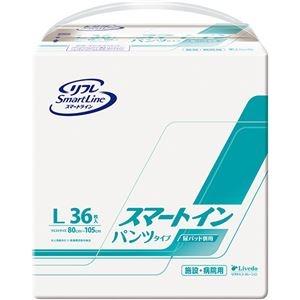 その他 リブドゥコーポレーション リフレスマートイン パンツタイプ L 1セット(144枚:36枚×4パック) ds-2293612