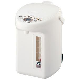 その他 象印 マイコン沸とうVE電気まほうびん優湯生 3.0L ホワイト CV-TZ30-WA 1台 ds-2293821
