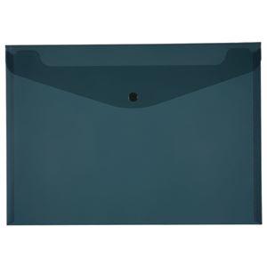 その他 (まとめ)TANOSEE エンベロープ A4ヨコ ブラック 1セット(20枚:4枚×5パック)【×5セット】 ds-2296437