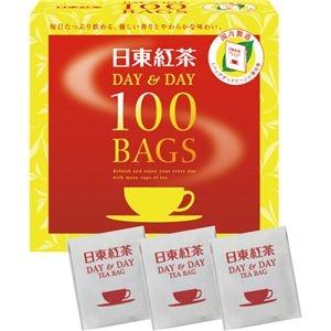 その他 (まとめ)日東紅茶 デイ&デイティーバッグ 1.8g 1セット(300バッグ:100バッグ×3箱)【×5セット】 ds-2297634