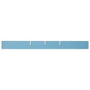 その他 (まとめ)コクヨ レターケース(UNIFEEL)仕切板 浅型縦仕切り 透明 LCD-UNAD1 1台【×50セット】 ds-2304127