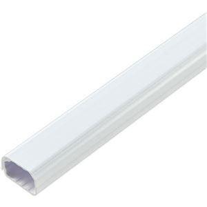 その他 (まとめ)ELPA 切れるモール 1号 1m テープ付 ホワイト MH-CT11H(W)1本【×50セット】 ds-2304427