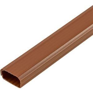 その他 (まとめ)ELPA 切れるモール 2号 1m テープ付 ブラウン MH-CT21H(BR)1本【×50セット】 ds-2304428