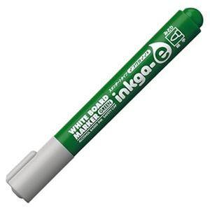 その他 (まとめ)コクヨ ホワイトボードマーカーインクガイイ スタンダードタイプ 細字 緑 PM-BN101G 1セット(10本)【×20セット】 ds-2304642