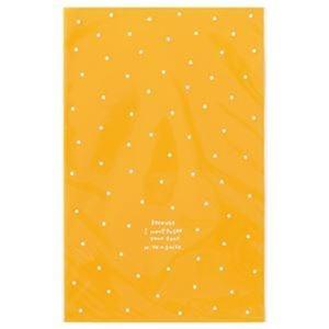その他 (まとめ)ヘッズ ドットOPPギフトバッグ Mオレンジ DT-O3 1パック(50枚)【×20セット】 ds-2304734