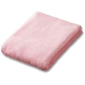 その他 (まとめ)オカザキ シャーリングバスタオル ピンク 1枚【×20セット】 ds-2305357