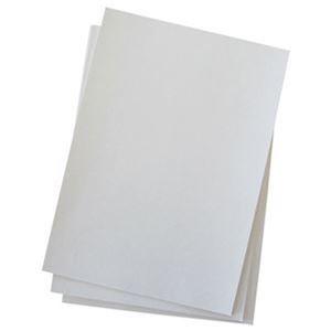 その他 (まとめ)今村紙工 プリンター対応 綴じ込み表紙A4 白 TKH-A4 1パック(50枚)【×20セット】 ds-2306400