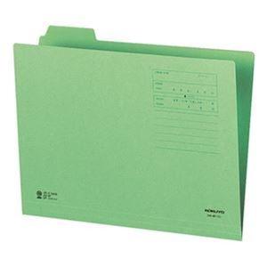 その他 (まとめ)コクヨ 1/4カットフォルダー(カラー)A4 第1見出し 緑 A4-4F-1G 1セット(10冊)【×20セット】 ds-2306581