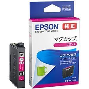 その他 (まとめ)エプソン インクカートリッジ マグカップ マゼンタ MUG-M 1個【×20セット】 ds-2306762