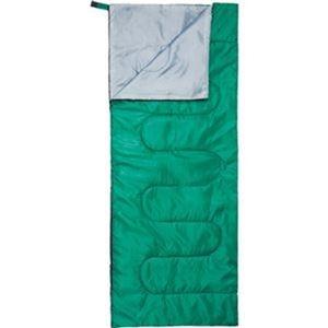 その他 (まとめ)ハピラ 封筒型寝袋 グリーンNBKR900 1個【×10セット】 ds-2306823