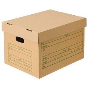 その他 (まとめ)TANOSEE 文書保存箱(フタ式)A4用 1パック(6個)【×10セット】 ds-2308277