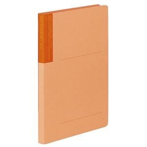 その他 (まとめ)コクヨ ソフトカラーファイル B5タテ150枚収容 背幅18mm オレンジ フ-2-4 1セット(10冊)【×10セット】 ds-2308622