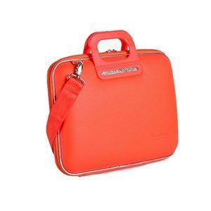 その他 Bombata(ボンバーター) イタリアデザイン Firenze マルチビジネスバック PCバック 13インチ対応【オレンジ】 ds-2313136