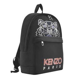 その他 KENZO(ケンゾー) バックパック FA55SF300F22 99 BLACK ds-2316226