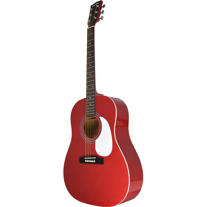 キョーリツ Sepia Crue (セピアクルー) アコースティックギター JG-10/WR (ライトセット) (ワインレッド) 4534853063036【納期目安:06/末入荷予定】