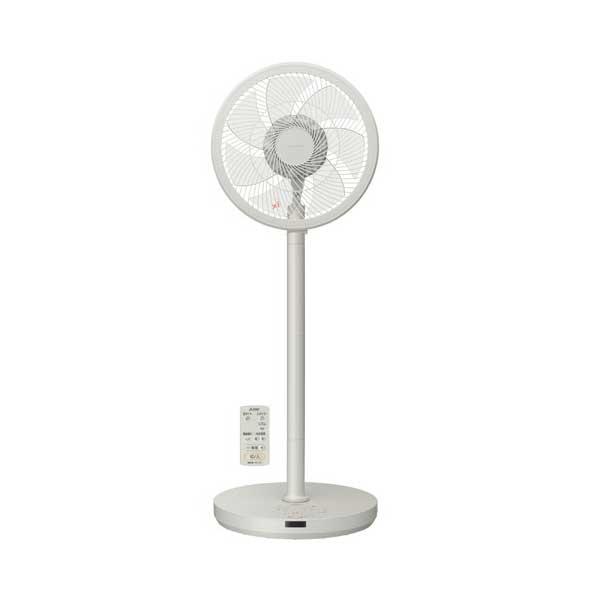 三菱電機 サーキュレーションDC扇風機 SEASONS(シーズンズ) リモコン付き モルタルホワイト R30J-DMY-H