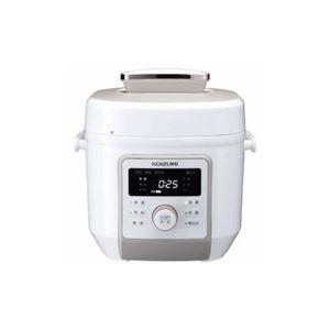 その他 コイズミ 電気圧力鍋 KSC4501W ds-2317436