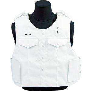 その他 U.S.アルモア アウターキャリアユニフォームシャツ ホワイト M F-309019-WHITE-M 1着 ds-2294261