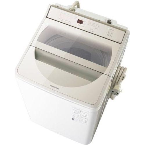 <title>送料無料 パナソニック 全自動洗濯機 洗濯8kg 泡洗浄 シャンパン NA-FA80H8-N 信憑</title>