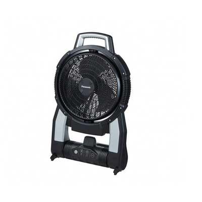 パナソニック 工事用充電扇風機(充電器・電池パック別売) EZ37A4B